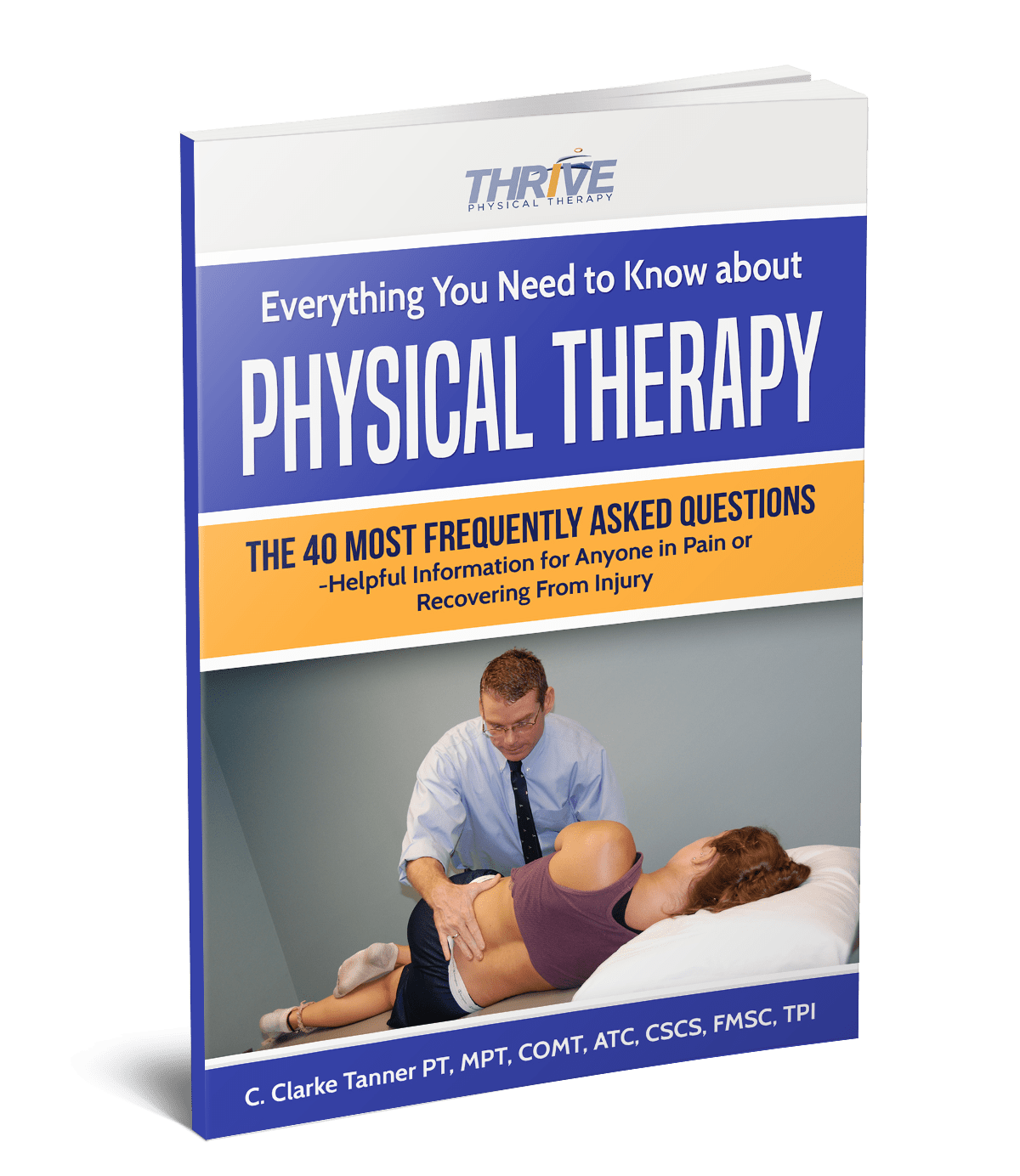 Physical Therapy in Richmond, VA - Thrive Physical Therapy
